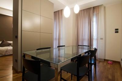 Appartamento su due livelli a Roma - Ristrutturazione parziale