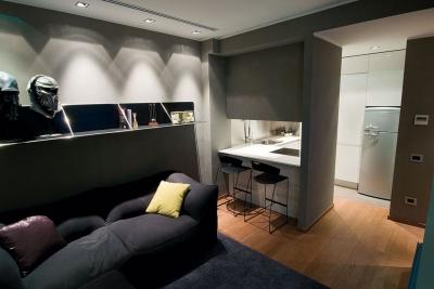 Miniappartamento 33 mq a Roma