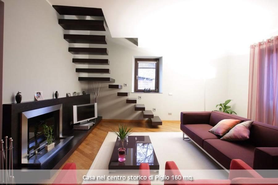Interior design arredamento architettura di interni roma for Arredo casa frosinone