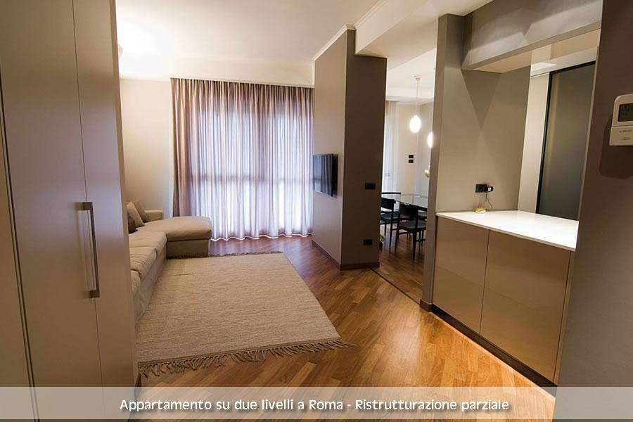 Interior design arredamento architettura di interni roma frosinone - Interior designer roma ...