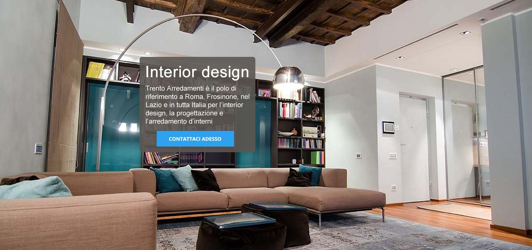 Interior design arredamento architettura di interni roma for Interior designer a roma