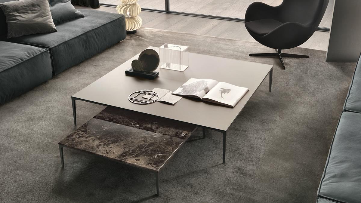 Tavolini Tray Rimadesio